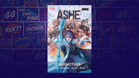 Ashe: Warmother Trade Paperback 1