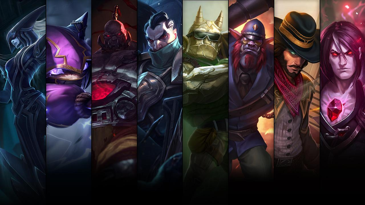 Champion And Skin Sale 0715 0718 League Of Legends
