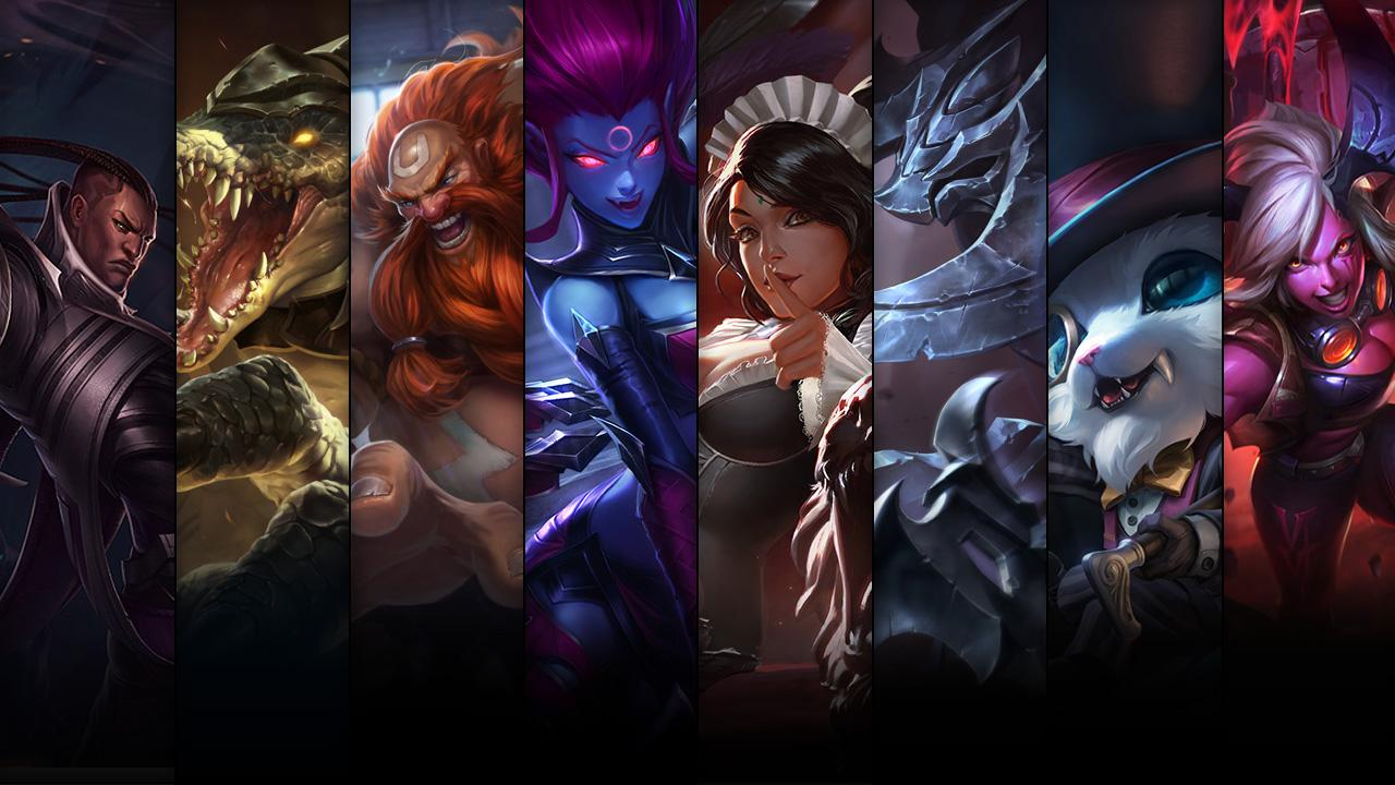 Champion And Skin Sale 12 13 12 16 League Of Legends