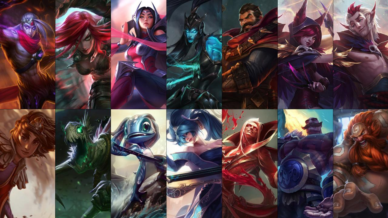 New Free Champion Rotation Braum Fizz Gragas And More League