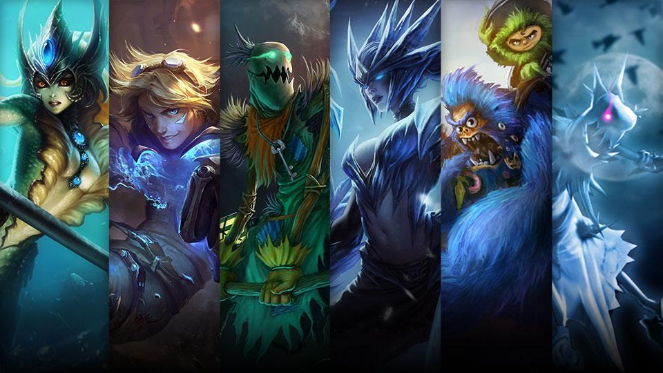 Champion And Skin Sale 02 27 03 02 League Of Legends