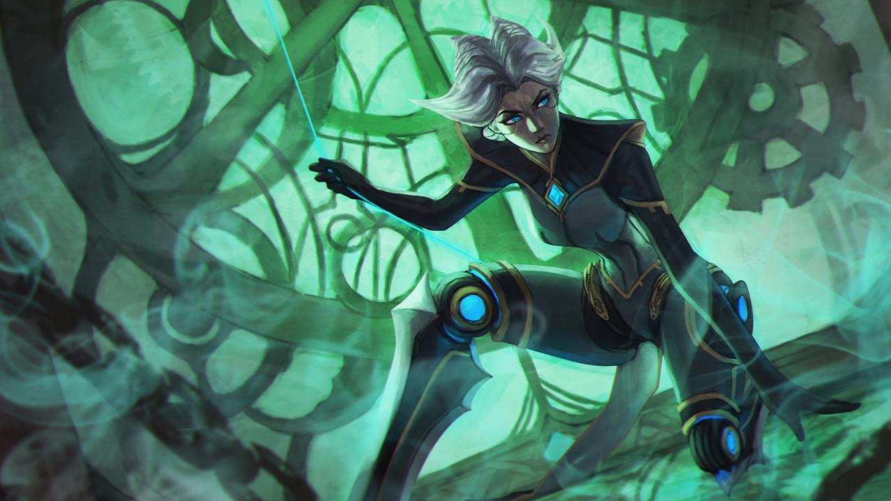 Camille Community Creations League Of Legends