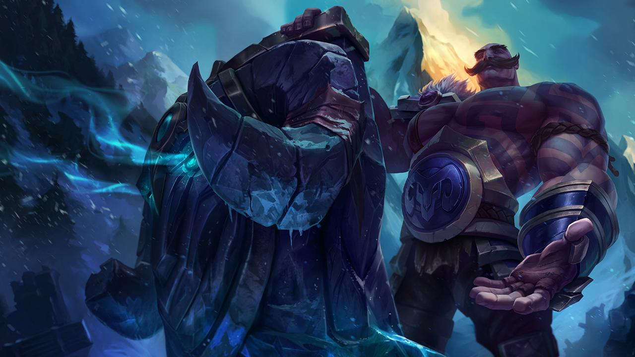 wholesale dealer 6ec97 7de47 Extra Supports in Free Champion Rotation   League of Legends