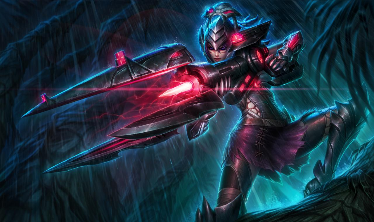 headhunter caitlyn never misses league of legends you are here