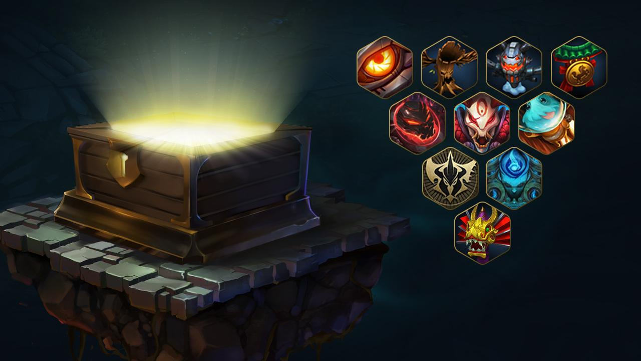 how to get receive gift in league of legends