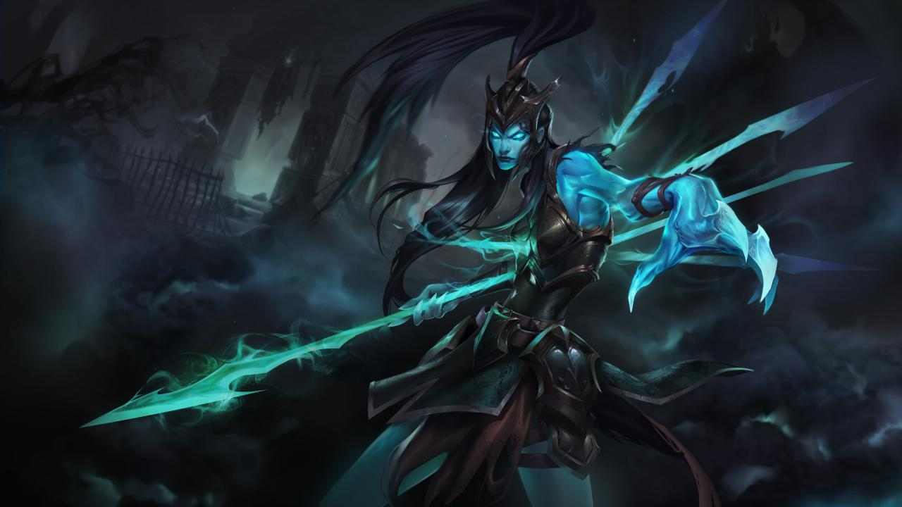 Champion Insights We Are The Spear Of Vengeance