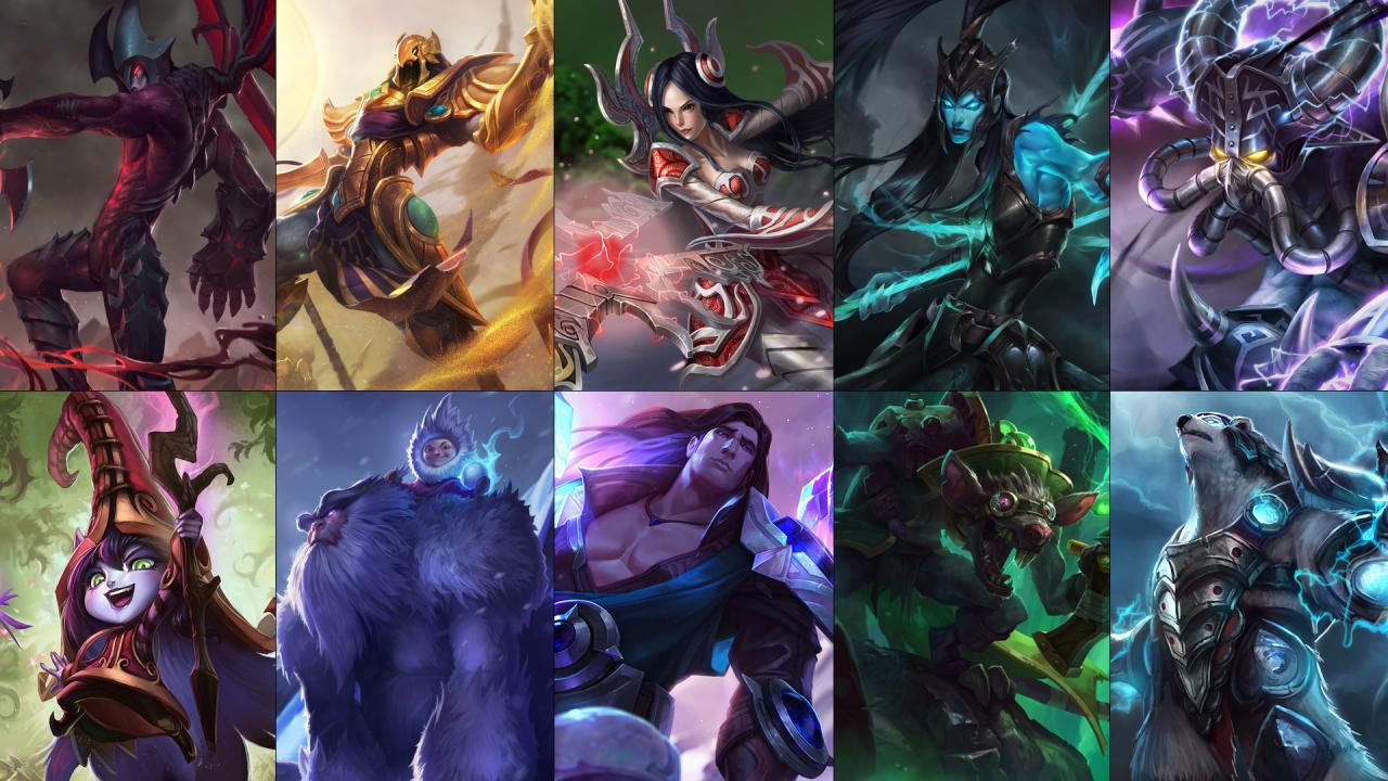 New free champion rotation: Aatrox, Kalista, Azir and more!
