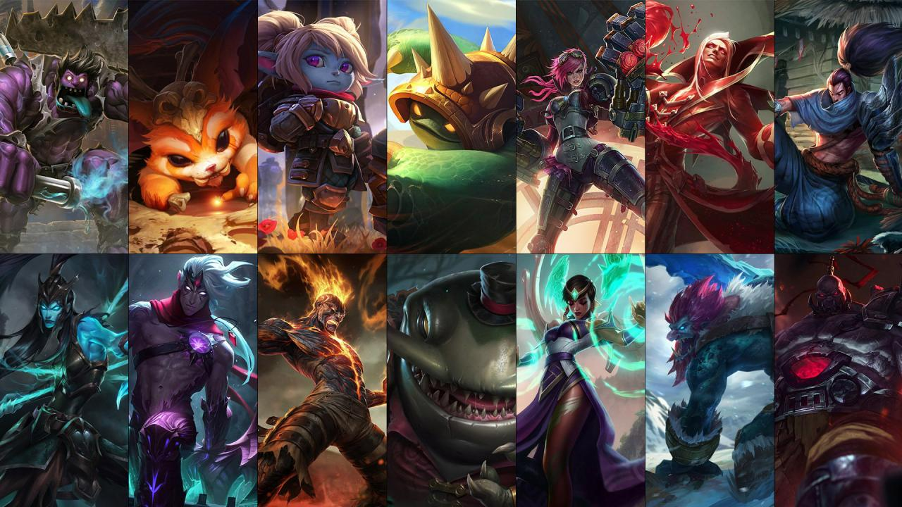 New Free Champion Rotation Brand Gnar Vi And More