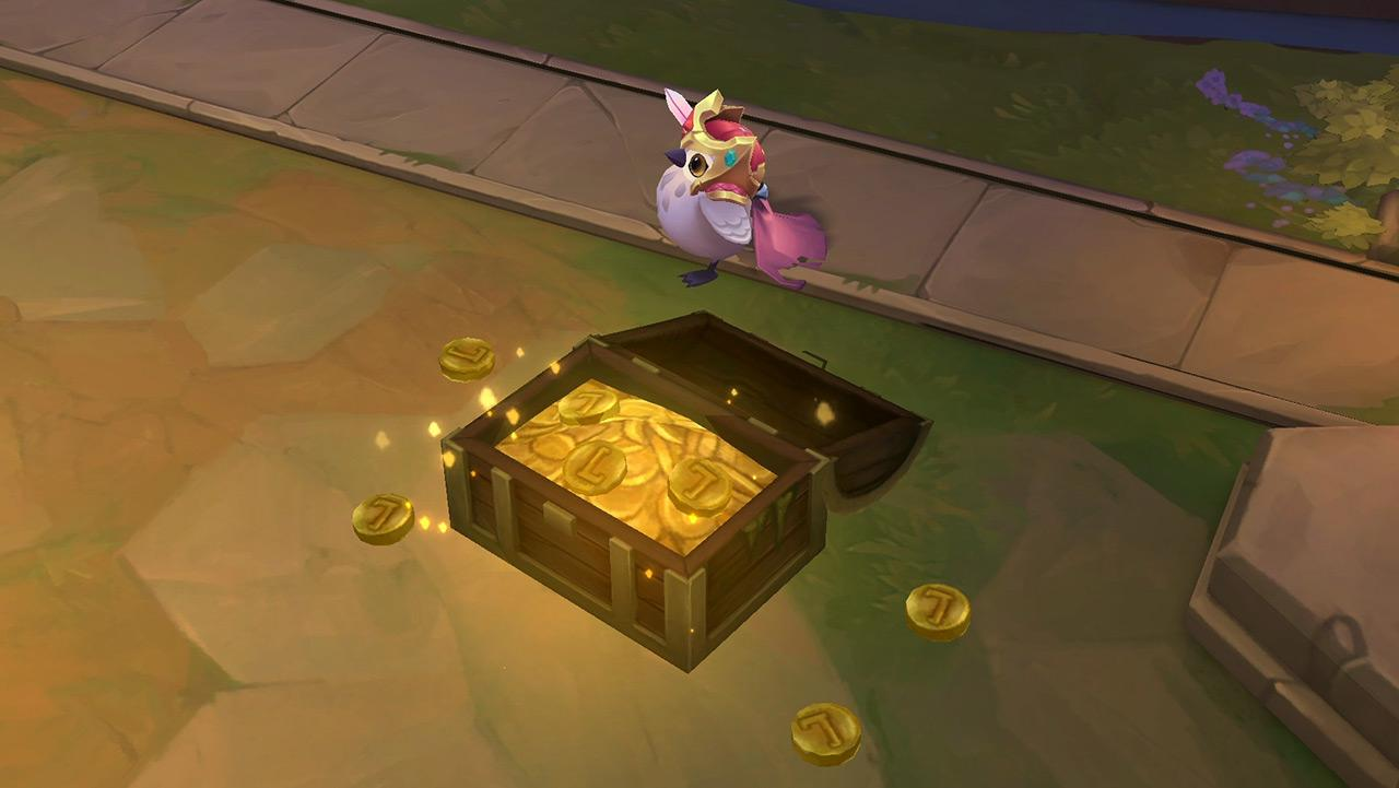 TFT added to ARCADE Event Pass | League of Legends
