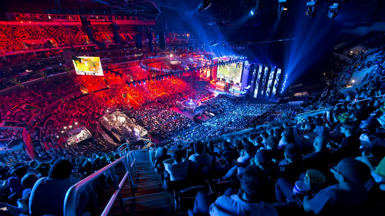 One World Championship 32 Million Viewers League Of Legends
