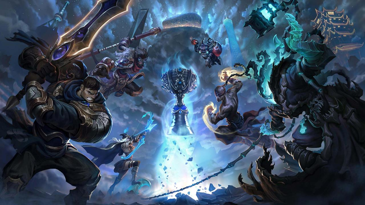 Learn More: Worlds 2017 Missions and Loot | League of Legends