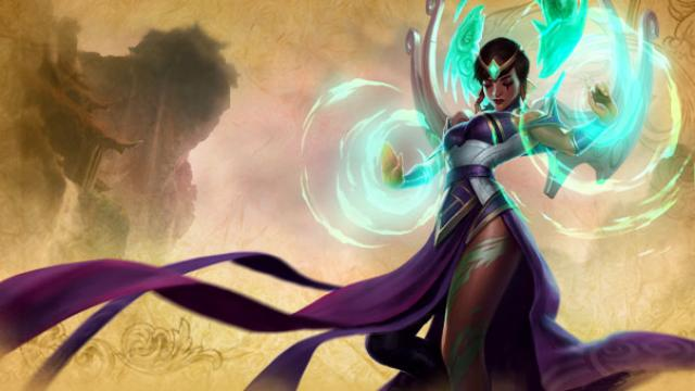 Karma Relaunch Heading To PBE League Of Legends