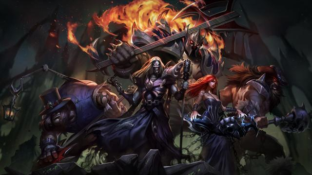 Pentakill's Smite and Ignite Album Out Now