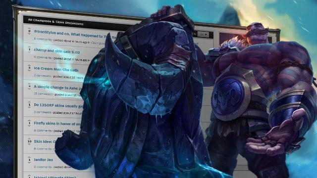 Surrender at 20: Red Post Collection: Braum Q&A on 5/6, Team