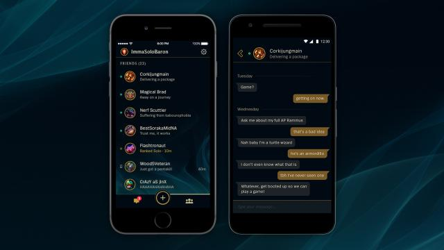 download the free league friends mobile app - Time Card App Free