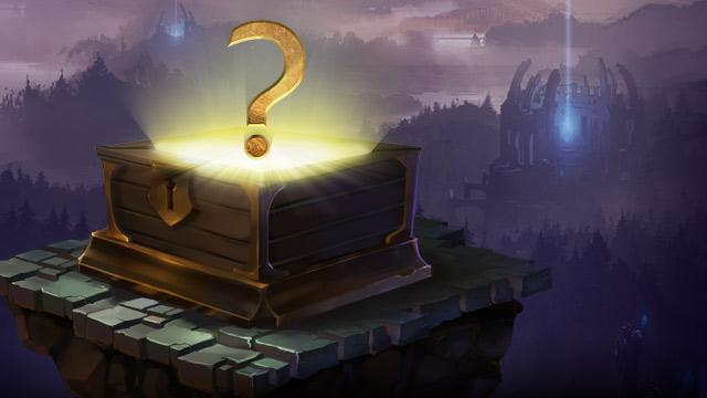 Treat Yourself To A Mystery Skin