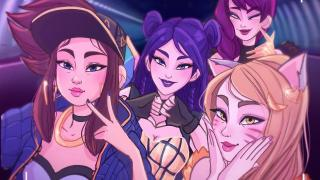 K/DA Community Fan Art Mix | League of Legends