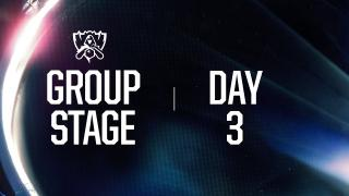 What You Missed: Group Stage Day 3