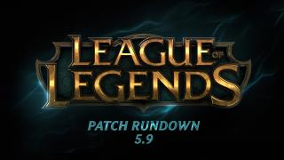 Patch Rundown 5.9