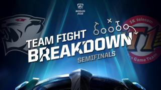 Team Fight Breakdown with Jatt: ROX vs SKT (Worlds 2016 Semifinals)