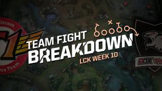 Team Fight Breakdown with Jatt: SKT vs ROX (2016 LCK Spring Week 10)