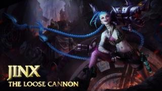 Jinx Champion Spotlight