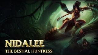 Champion Spotlight: Nidalee, the Bestial Huntress