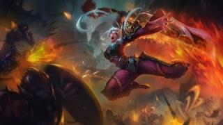 League of Legends - Demonblade Riven