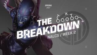 The Breakdown with Jatt: Realm Warp (NA LCS Spring Week 2: TSM vs TL)