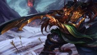 League of Legends - Warring Kingdoms Tryndamere