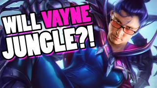 Will It Jungle? ft Vayne | /ALL Chat [League of Legends]