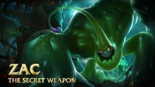 Champion Spotlight: Zac, the Secret Weapon