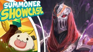 Pixel Piltover | Summoner Showcase /ALL Chat [League of Legends]