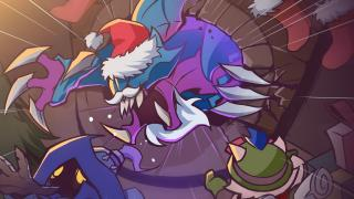 /ALL Chat | Happy Holidays ft. Tentacles