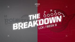 The Breakdown with Jatt: Understanding late game decisions (LCK Spring Week 6)