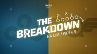 The Breakdown with Jatt: C9 vs FLY Team Fight (NA LCS Spring Week 4)