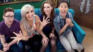 /ALL Chat | Dance Your Ashe Off ft. Jessica Nigri