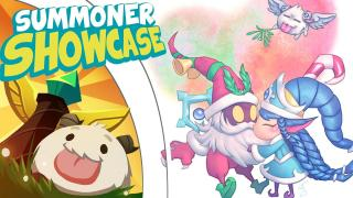 Happy Holidays! | Summoner Showcase /ALL Chat [League of Legends]