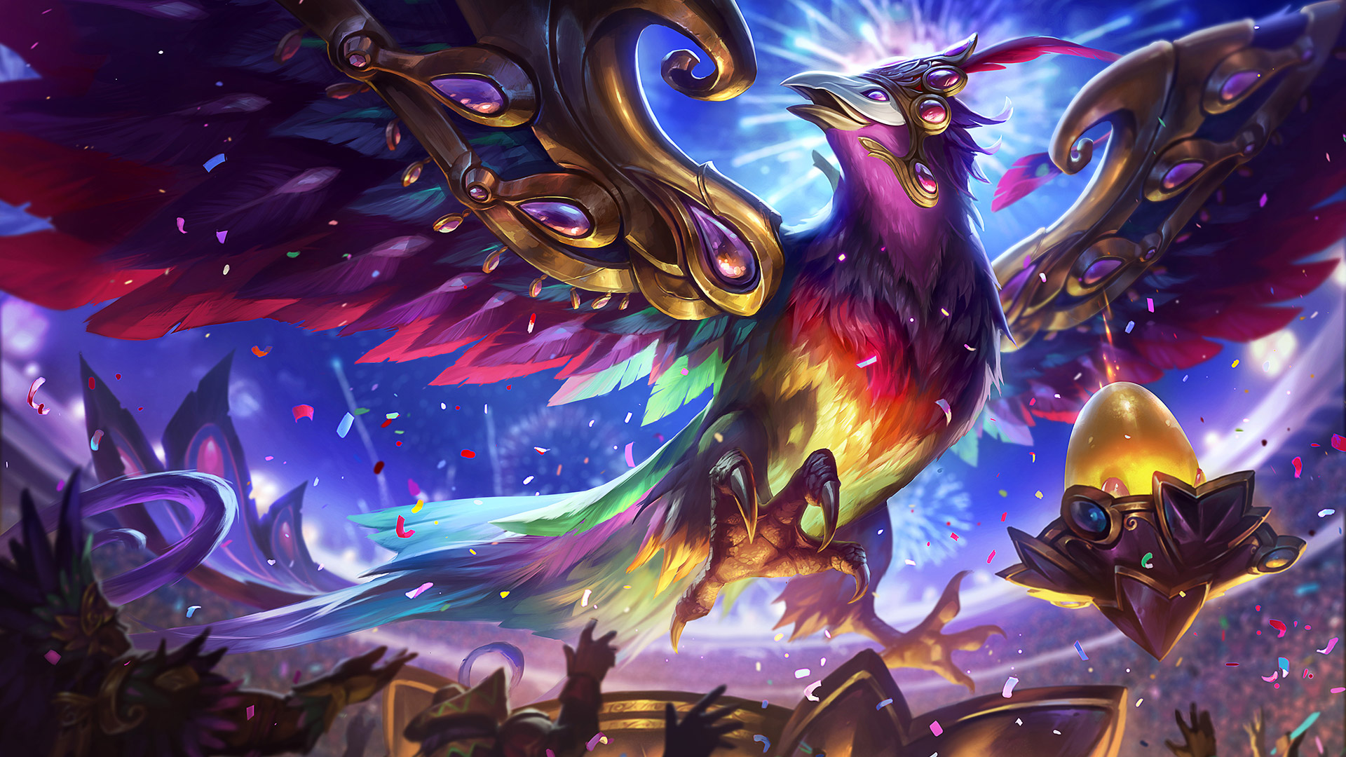 Surrender at 20: Festival Queen Anivia now available!