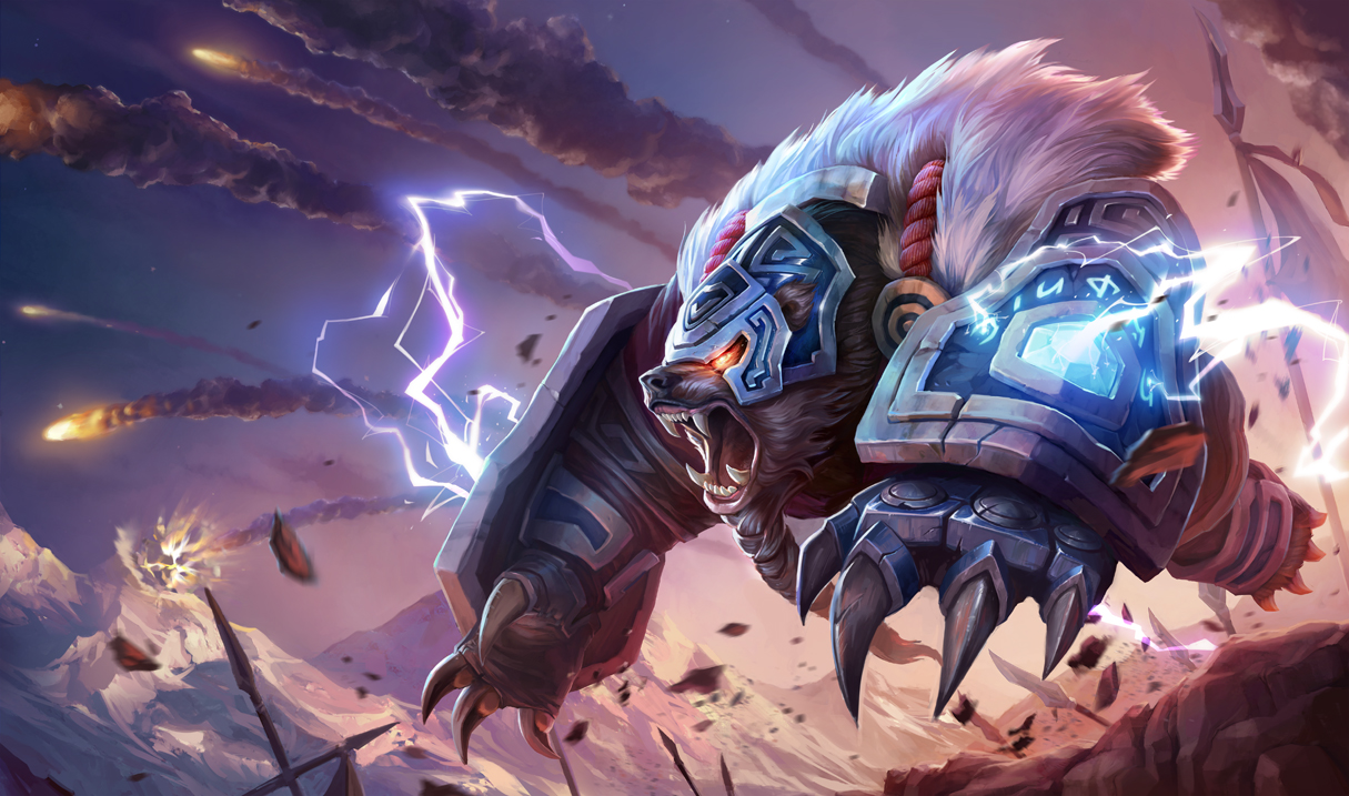 Freljord Champions and Skins | League of LegendsLeague Of Legends Freljord Champions